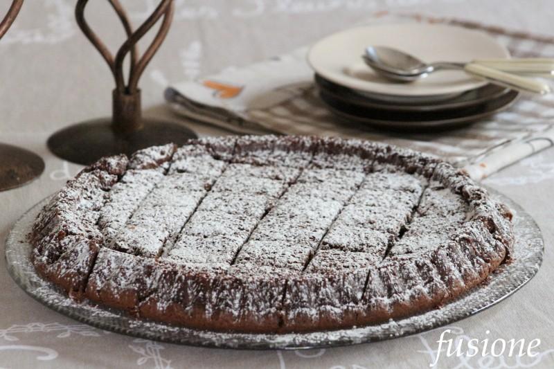 torta cioccolatina la ricetta della nonna