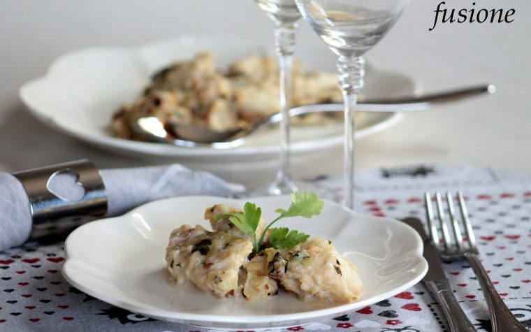 baccala alla ferrarese - cucina emiliana