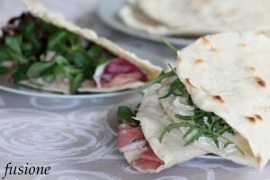 piadina romagnola / ricetta originale