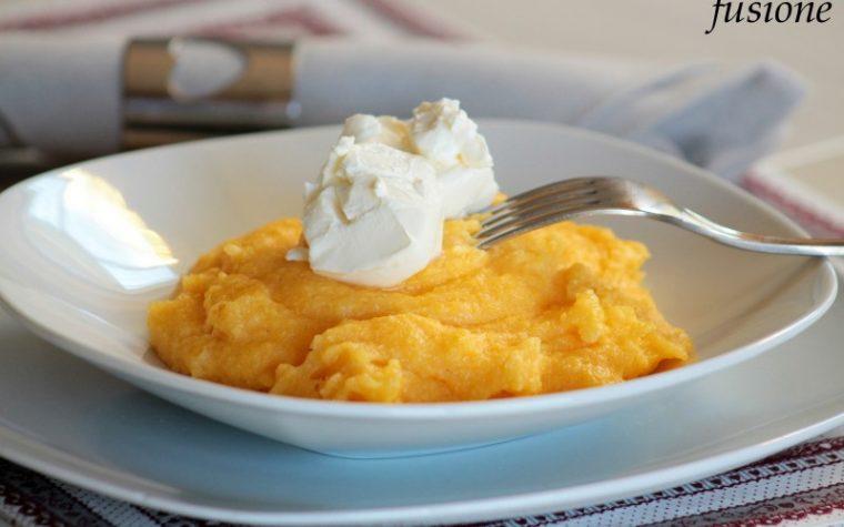polenta reggiana - un piatto d'altri tempi