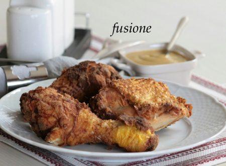 pollo fritto croccante / ricetta comfortfood