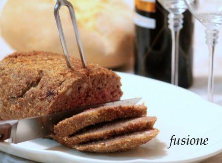 polpettone alla bolognese / ricetta tradizionale