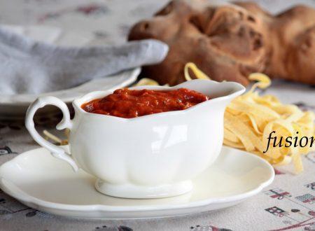 sugo di verdure – ricetta montanara