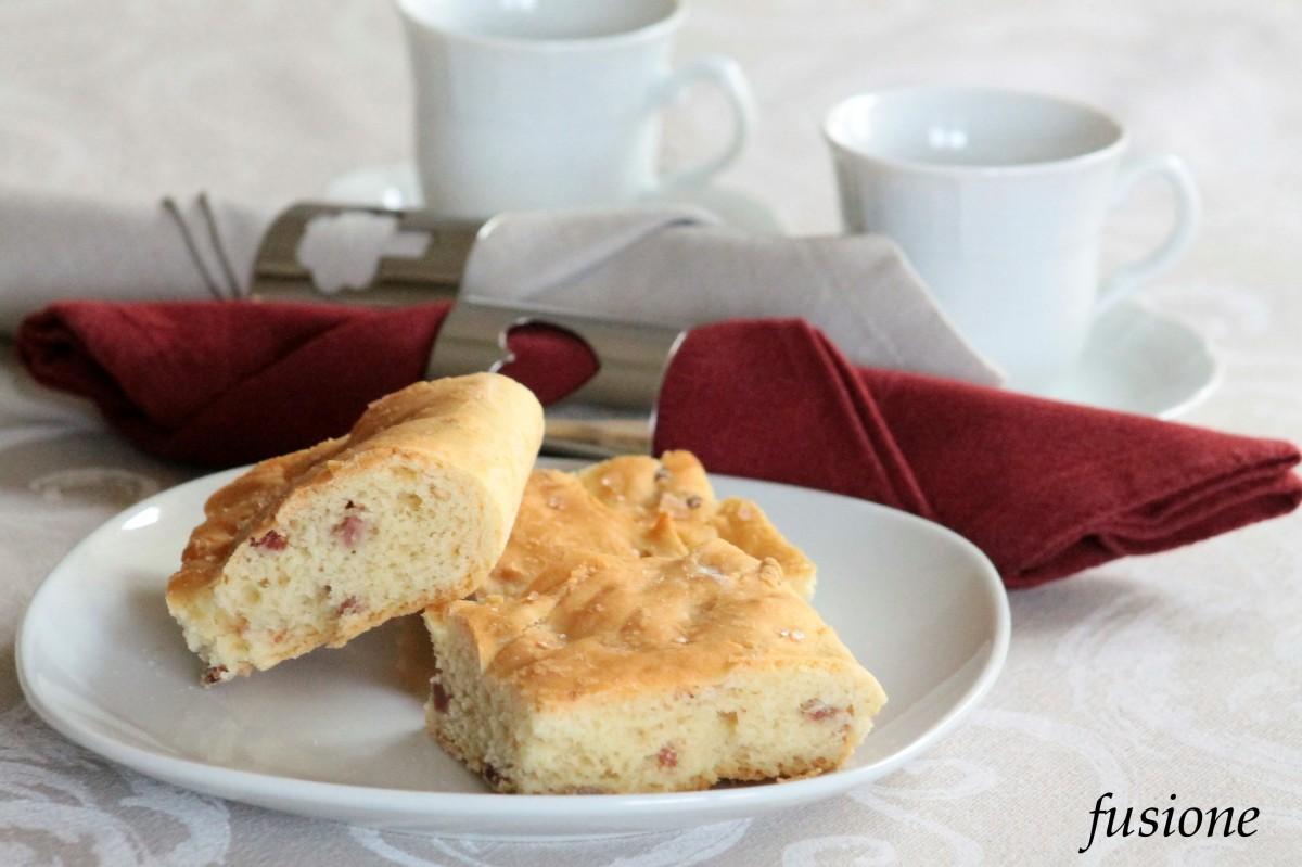 Gnocco ingrassato ricetta modenese per tutta la giornata - Gnocco in cucina ...