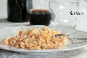 risotto all imolese / cucina emiliana