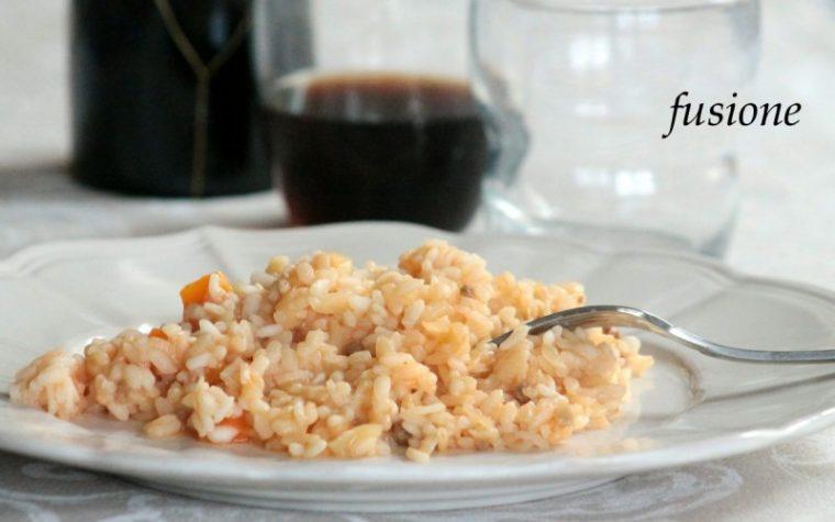 risotto all'imolese - cucina emiliana