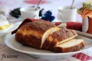 pane a cassetta fatto a mano / ricetta facile