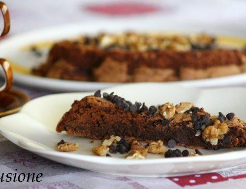 torta al cioccolato e arance / ricetta comfortfood