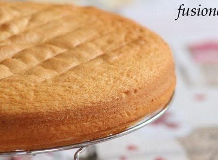 pan di Spagna / la ricetta base