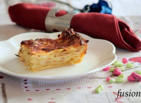 lasagne porri e speck – ricetta speciale