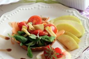insalata fusione / Fusion Salad