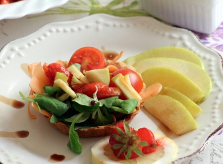insalata fusione – Fusion Salad