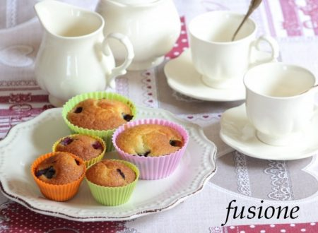 muffin ai mirtilli / una dolce pausa