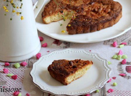 Torta frangipane, raffinata e deliziosa