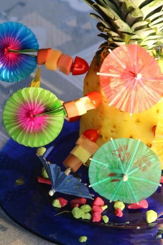 ananas decorata