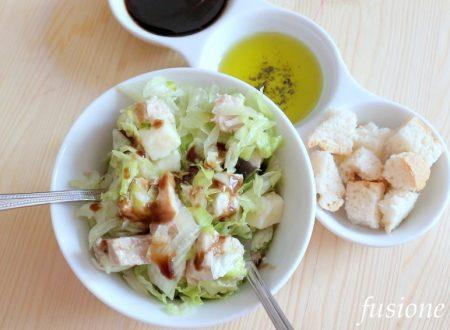 insalata pesce spada lattuga e pecorino toscano