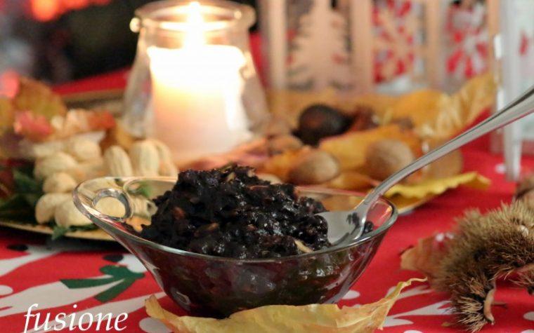 pesto per tortellini dolci di natale - la ricetta della nonna