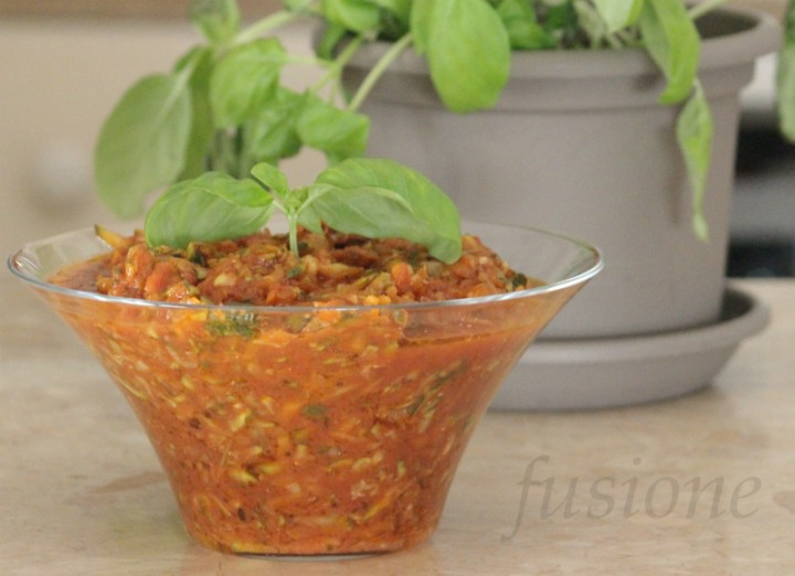 come fare il sugo di zucchine e carote