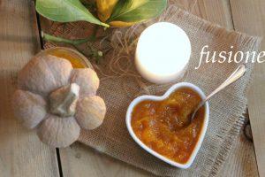 confettura di zucca dolce allo zenzero e limone