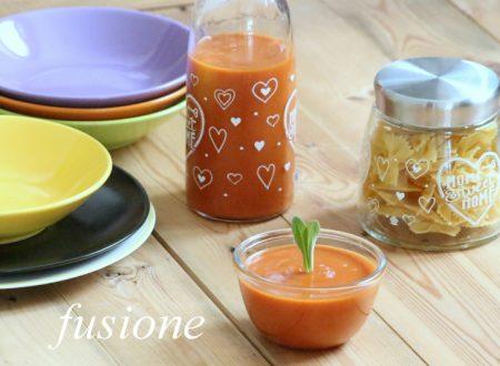 salsa di pomodoro speziata – preparazione di base