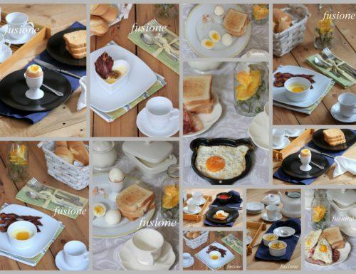 modi di cottura delle uova e preparazioni