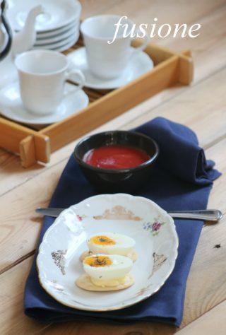 cuocere le uova - uova bazzotte