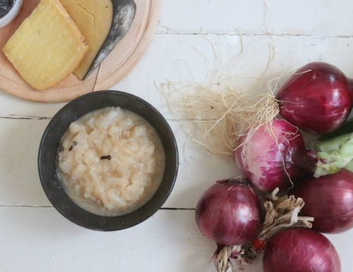 cipolle glassate – ricetta con cipollotti rossi