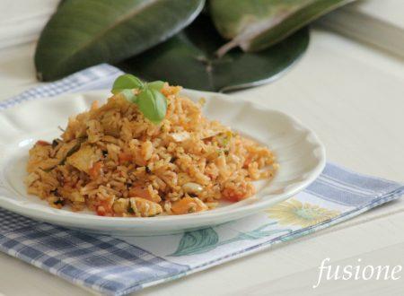 arroz con pollo – la mia paella colombiana