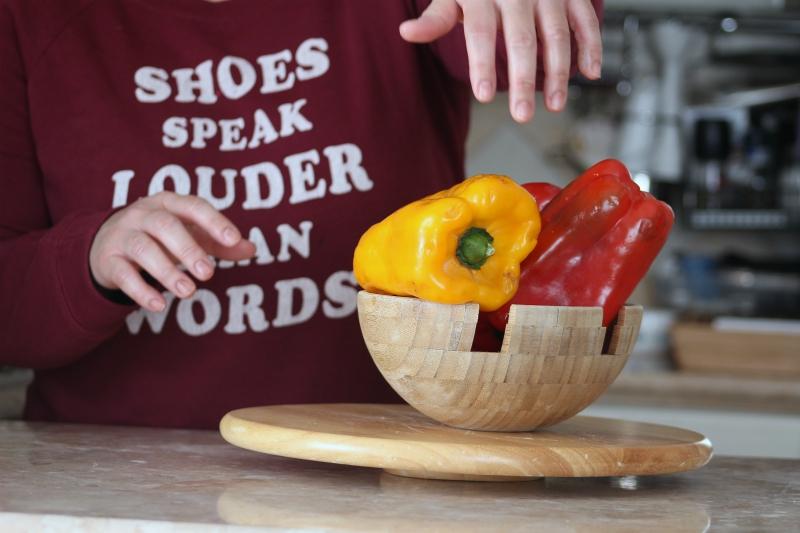 come preparare i peperoni