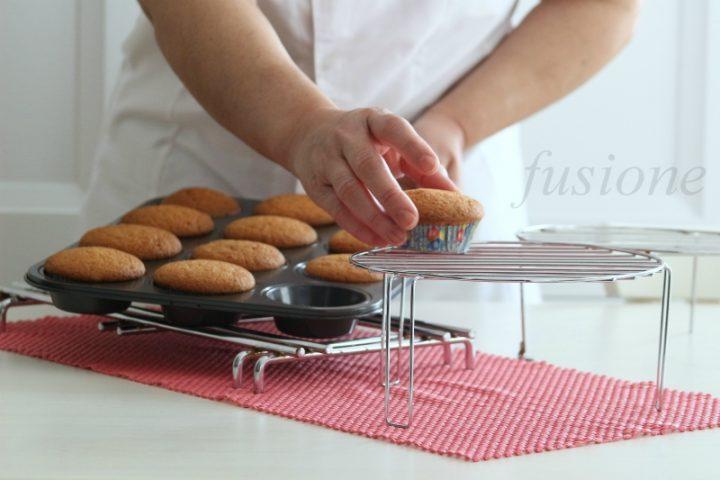 cupcake con ricetta base