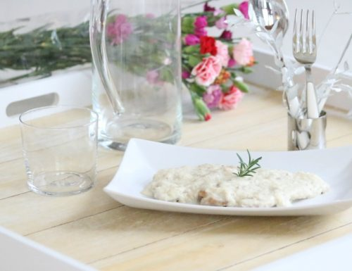 scaloppine di maiale al latte
