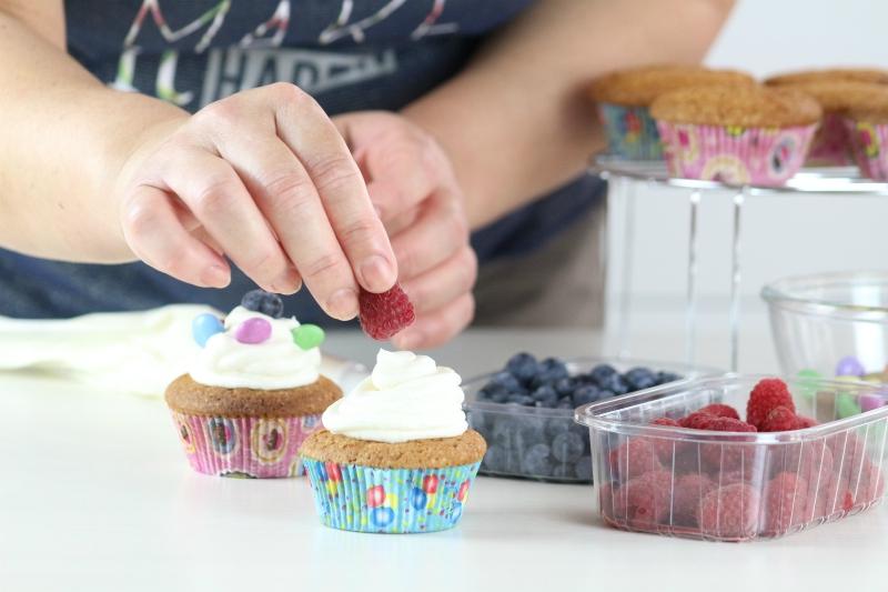 come fare i cupcake