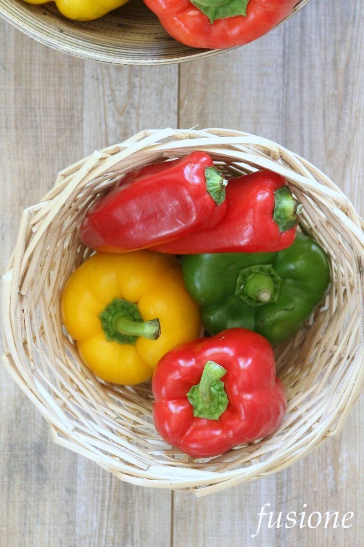 info utili per conoscere i peperoni e utilizzarli al meglio in cucina