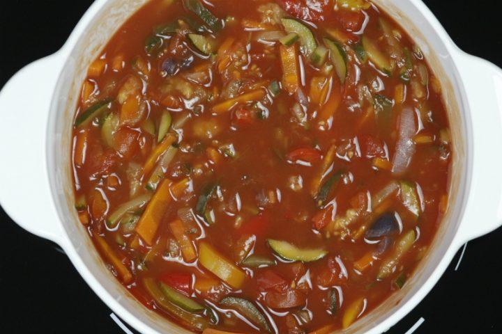come fare la zuppa di pomodoro estiva