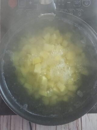 patate lesse in cottura