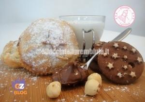 FAGOTTINI PAN DI STELLE E NUTELLA - ALLACCIATE IL GREMBIULE