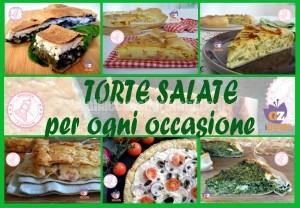 RICETTE TORTE SALATE - ALLACCIATE IL GREMBIULE