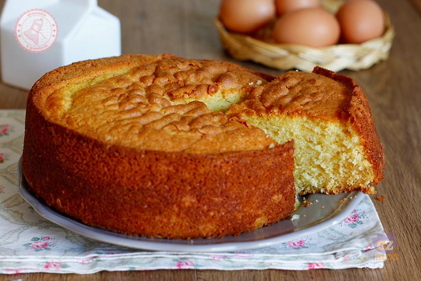 Molly Cake Ricetta Facile Veloce Non Si Sbriciola Non Viene Bombata