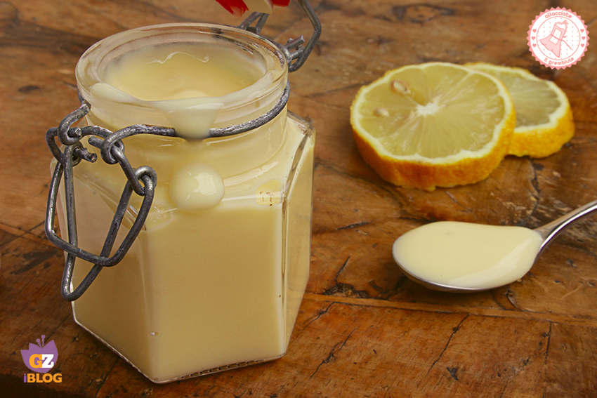 LEMON CURD crema inglese al limone - ALLACCIATE IL GREMBIULE