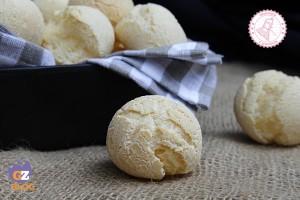 PANINI AL FORMAGGIO BRASILIANI pao de queijo - ALLACCIATE IL GREMBIULE