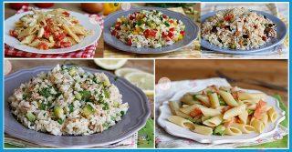 Speciale estate ricette e raccolte facili estive for Primi piatti freddi