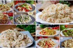 Primi piatti ricette facili e veloci for Primi piatti freddi