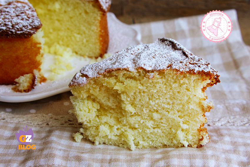 Torta Al Latte Soffice Senza Uova Burro E Olio