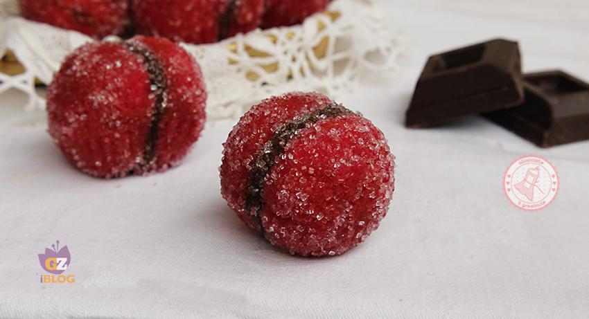 Ricetta pesche dolci al cioccolato