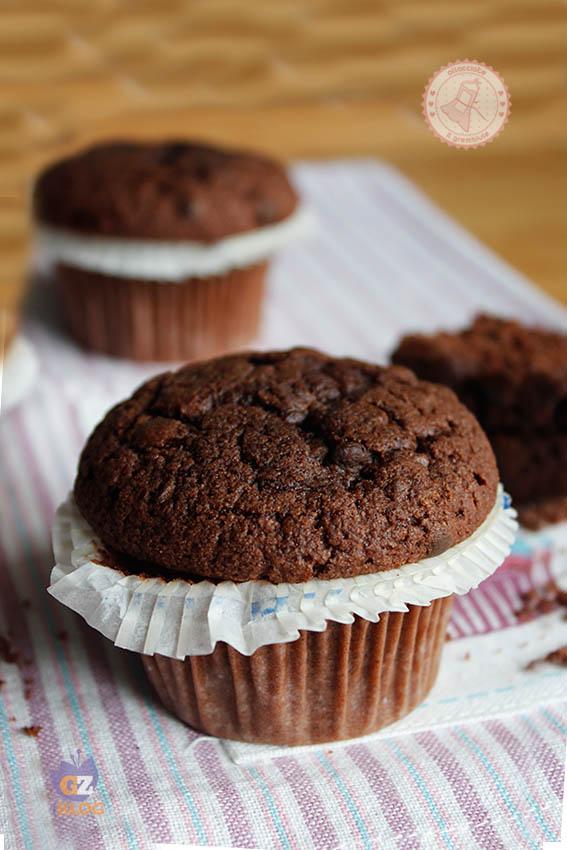 Ricetta muffin al cioccolato bimby tm31