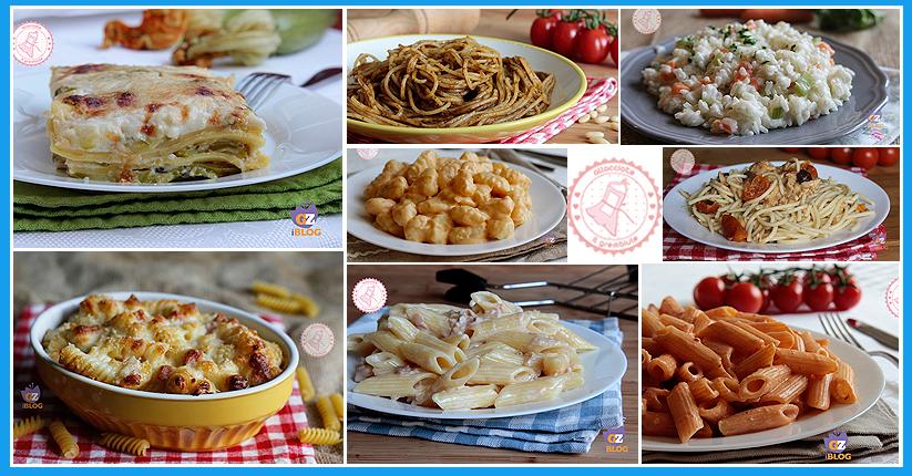 Primi piatti ricette facili e veloci for Primi piatti facili