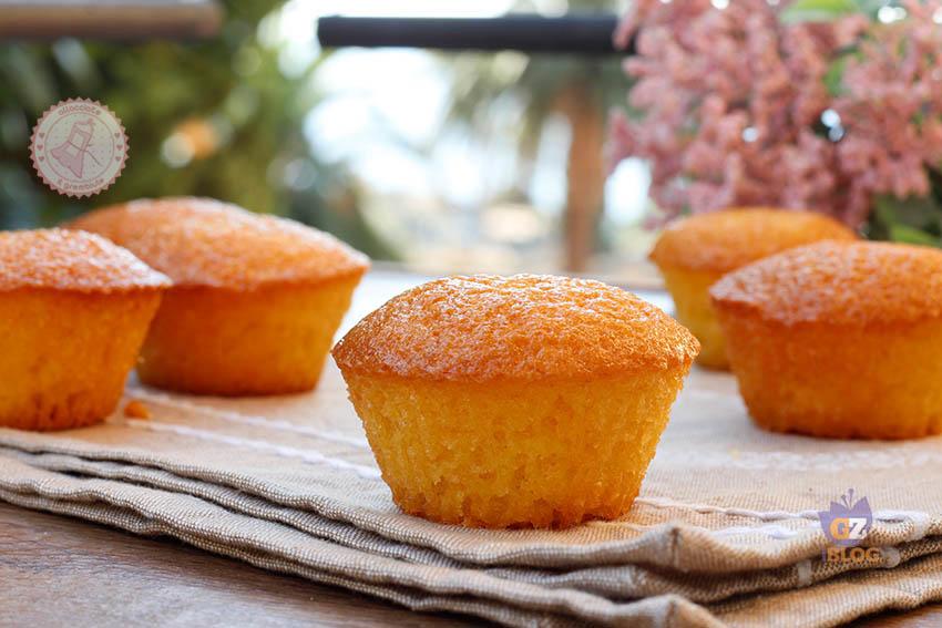 Ricetta Muffin Semplice.Muffin 8 Cucchiai Ricetta Dolce Veloce Senza Burro