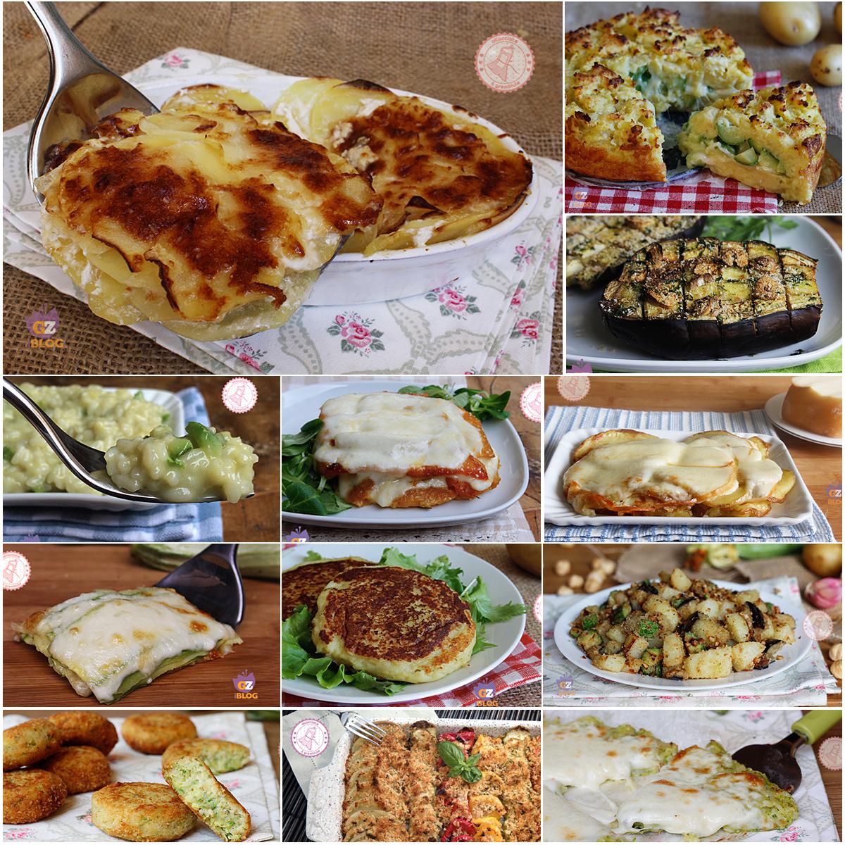 Ricette con le verdure ricette senza carne facili gustose for Ricette con verdure