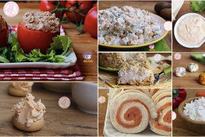 Antipasti e aperitivi ricette facili e veloci for Antipasti freddi
