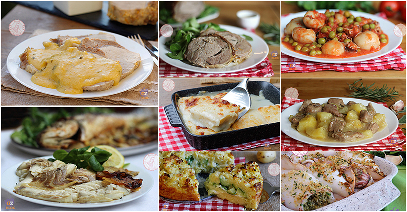 secondi piatti di natale ricette di carne pesce e verdure